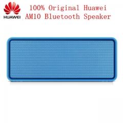 100% Original Huawei AM10 Portable Wireless Bluetooth Speaker Hands-free Speaker support TF card blue one size