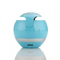 YST175 Portable Wireless Mini Bluetooth Speaker Super Bass Boombox Sound box with Mic TF Card FM blue one size