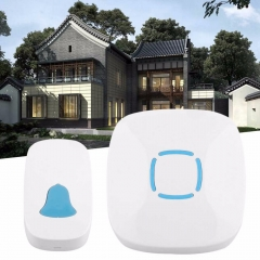 Household Use Low Power Consumption Wireless Doorbell Waterproof Music Home Security Device