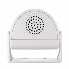 Wireless Door Bell Chime Alarm Motion Sensor For Shop Home Hotel Entry Security Doorbell white one size