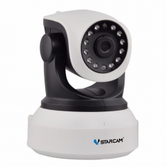 HD 720P Wireless IP Camera Video Surveillance Security CCTV Network Wi Fi Camera Infrared White one size