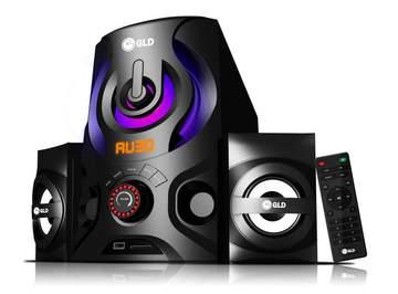 G822 GLD Multimedia speaker systems