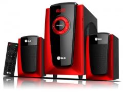 G823 GLD Multimedia speaker systems