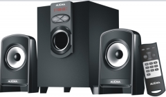 GLD621 2.1CH Multimedia Speaker Sound Audio System black 96W g621