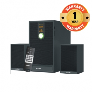 Aucma H5 2.1CH Multimedia Speaker black 96w H5