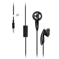 3.5MM In-Ear Headphone with Mic Hands Free as the picture