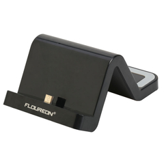 FLOUREON® Stand Battery Charging Charger Cradle Dock Black One Size