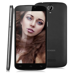 5.5'' DOOGEE X6 Pro IPS Android 5.1 Lollipop MT6735 Quad Core 1.0GHz 2GB RAM 16GB ROM Black