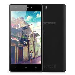 5.0'' DOOGEE X5S IPS Android 5.1 Lollipop MT6735 Quad Core 1.0GHz  Smartphone EU Black