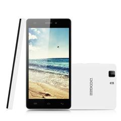 5.0'' DOOGEE X5S IPS Android 5.1 Lollipop MT6735 Quad Core 1.0GHz  Smartphone EU White