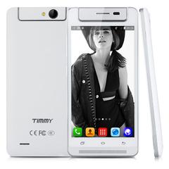 TIMMY M9, 5.0'', Quad-Core, Dual SIM, 1GB RAM, 8GB ROM, Rotating Camera White