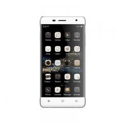 "5.0"" OUKITEL K4000 Pro Android 5.1 MT6735P Quad Core Dual SIM Smartphone White"