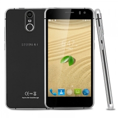 BLUBOO X9 5.0 inch  Android 5.1 MT6753 1.3GHz Octa Core RAM 3GB + ROM 16GB Silver
