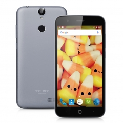 Vernee thor Android 6.0 MT6753 Octa-Core 1.3GHz 5.0 HD 1280*720 RAM 3GB + ROM 16GB Smartphone Grey