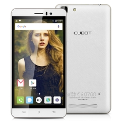 "CUBOT RAINBOW: 5"", 2 MP/ 8 MP, 1GB RAM/16GB ROM, 2200mAh White"