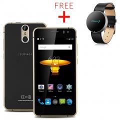 BLUBOO X9 5.0 inch  Android 5.1 MT6753 1.3GHz Octa Core RAM 3GB + ROM 16GB Gold