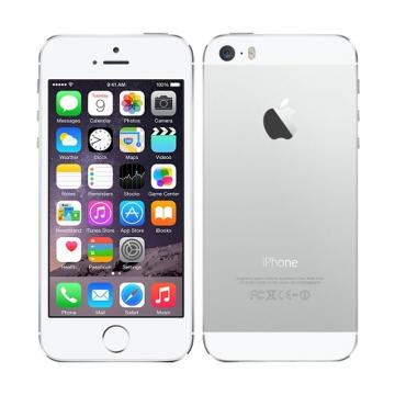"iPhone 5S Original Unlocked Apple Mobile Phone Dual Core 4"" IPS Used Phone 8MP 1080P Smartphone sliver"
