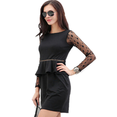 Trendy High Quality Dress black M