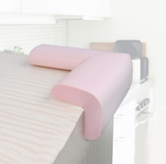 8pcs Baby Home Kitchen Safety Table Desk Corner Softener Cushion Edge Protector Pink pink one size