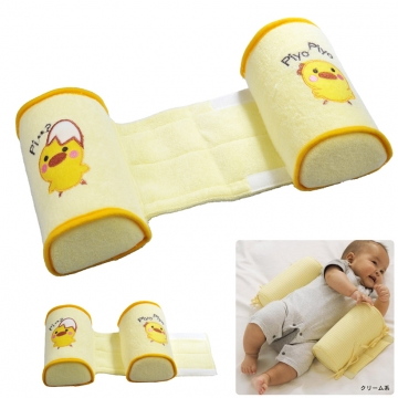 Cute Yellow Duck Baby Anti-rollover Sleep Positioner Support Pillow yellow one size