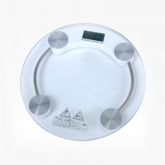 Digital Electronic Glass LCD Weighing Body Scales lucid one size
