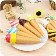 5pcs Ice Cream Collectible Ball Pen Ballpen Children Stocking Filler Kids Gift