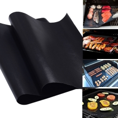 2pcs Easy BBQ Reusable Grill Mat Bake Non Stick Grilling Cooking Mats