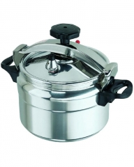 Pressure Cooker  Explosion Proof - Stainless Steel, 9 Litres