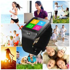 Bluetooth Smart Watch Unlocked GSM Sync Call
