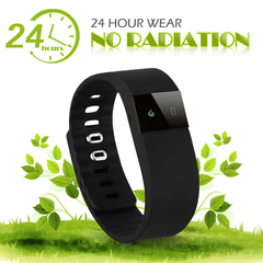 Smart Wristband for Android and IOS Black