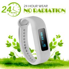 Smart Sport Bracelet Wristband Gray