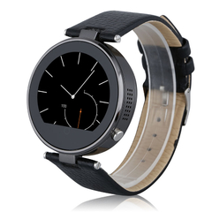 Bluetooth Smart Watch for IOS Android Black