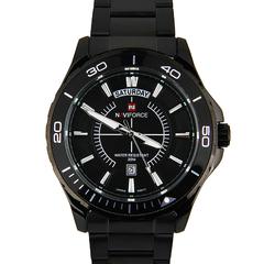 Men Quartz Multi-Function Watch White