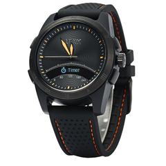 iMacwear Unik Bluetooth Smart Watch Black