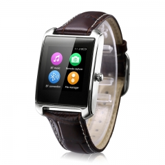 Zeblaze Waterproof Bluetooth Smart Watch for IOS Android Sliver