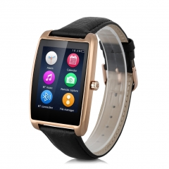 Zeblaze Waterproof Bluetooth Smart Watch for IOS Android Gold