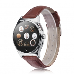 Smart Watch Sedentary Reminder for Android IOS Sliver