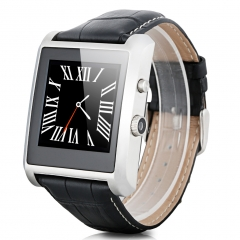 Diggro Bluetooth Smart Watch for Android and IOS with Camera Sliver