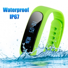 [FLASH SALE]  DIGGRO BRAND Smart Bracelet Bluetooth Waterproof for Android and IOS Green