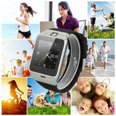 [LOWEST PRICE] NFC Smart Watch with Camera SIM for Android Black One Size