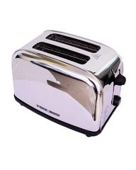 Black & Decker Stainless Steel 2 Slice Toaster