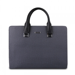 Hot sell new arrival luxury designer leather men handbag bag,classic men's travel bags,messenger Blue 39X29X8