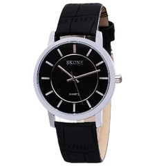 Classy Seal Blackout Skone Model 9112G Men Watches
