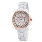Lustrous Diamond Decorated Skone Model 7218  Ladies  Watches