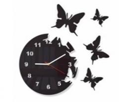 Ultra Modern Decorative Wall Clock