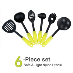 6-piece Kitchen Utensil Set Without Stand