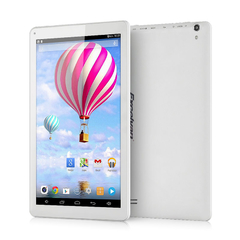 """Excelvan 10.1"""", Android 5.1, 1GB/16GB, Dual Camera, Octa-Core, 6000mAh Battery, Tablet PC White BT-1009B"""