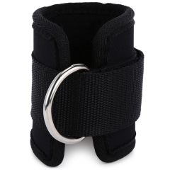 1 Piece Ankle Protective Strap for Fitness Exercise Strength Training Black One size