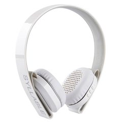 Syllable G600 Wireless Stereo Bluetooth HIFI Adjustable Headphone Earphone Headset White