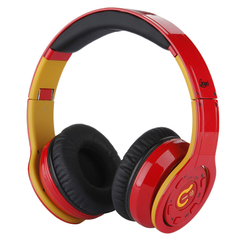 Syllable G08  Wireless Bluetooth Headphones for Smart Phone Orange